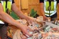 La Policía Nacional asesta un duro golpe al tráfico de drogas en Valencia con 36 detenidos