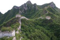 Vídeo: el estado real de la Gran Muralla China vista con drones