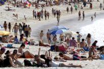 Si quiere visitar Galicia en julio, traiga sombrilla y paraguas
