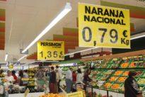 Los precios moderan su escalada en julio por la bajada de los alimentos y de las bebidas no alcohólicas