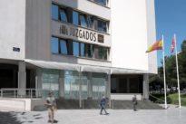 Los juzgados de Plaza de Castilla se someten a una reforma integral
