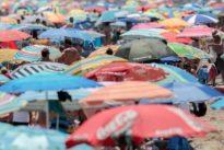 El tiempo en Valencia: lunes sin cambios a la espera de una gran ola de calor esta semana