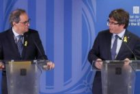 La Generalitat afirma que reabrir embajadas es un acto «de legítima defensa»