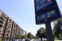 Las muertes asociadas al calor siguen bajando en España