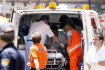 Tres hospitalizados por una reyerta con arma blanca y palos en Valencia