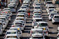 Los taxistas desconfían del Gobierno y prevén más protestas en septiembre