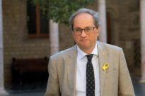 Quim Torra, sobre la presencia del Rey en el aniversario del atentado: «No lo hemos invitado»
