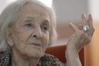 Ida Vitale, premio FIL de Literatura en Lenguas Romances