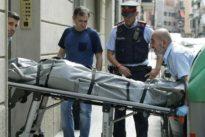 Hallan los cadáveres de una pareja de ancianos con signos de violencia en un piso de Barcelona
