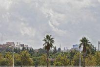 El lunes llega con tormentas fuertes y granizo en la Comunidad Valenciana