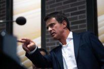 Manuel Valls, ante el dilema barcelonés: «Me apasiona ser alcalde»