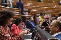 El PP lleva al Congreso la presión del Gobierno a los jueces del «procés»