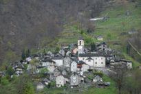 Corippo, el pueblo suizo que quiere ser un resort turístico