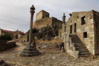 Doce preciosas aldeas históricas en la frontera de Portugal