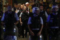 Miles de mossos se manifiestan en Barcelona contra del dispositivo policial del pasado 1 de octubre