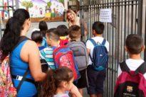 Aniversario 1-O: Las escuelas, otra vez centros de propaganda