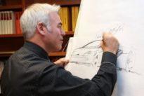 Frank «Curro» Stephenson: el mago «malagueño» del diseño que trabaja en el taxi volador del futuro