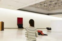 Bilbao exhibe el trabajo más tridimensional del Ángela de la Cruz