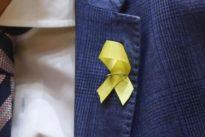 El CGPJ impide a un cargo del Govern participar en una reunión por lucir un lazo amarillo