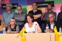 La ANC se encara con Junts per Catalunya y ERC exigiendo que se pague a los diputados suspendidos