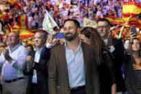 Órdago de Vox contra Casado y Rivera de cara a las europeas de 2019