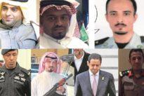 Los presuntos verdugos del periodista Khashoggi