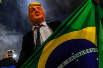Trump ofrecerá a Bolsonaro colaboración militar para Venezuela