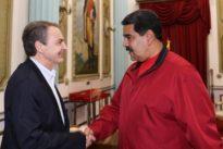 El PP reprobará a Zapatero en el Senado por «reforzar al dictador Maduro»