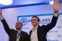 El nuevo líder del PP catalán se niega a reunirse con Quim Torra: «Está inhabilitado para ser presidente»