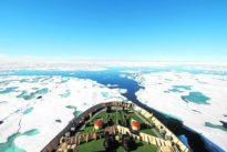El fuelóleo amenaza el Ártico