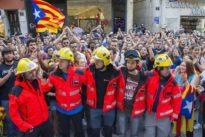 Piden prohibir que agentes públicos puedan usar sus uniformes en manifestaciones políticas