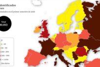 El sarampión resurge con un 30 % más de casos detectados en todo el mundo