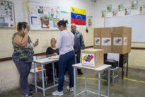 Solo dos de cada 10 venezolanos votaron en las municipales