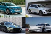La movilidad eléctrica se abre camino: todos los híbridos, híbridos enchufables y eléctricos de 2019