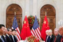 Un frenazo en la guerra comercial que no evita el choque de trenes