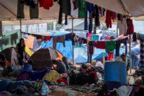 Cierran el albergue de inmigrantes de Tijuana por motivos de salubridad
