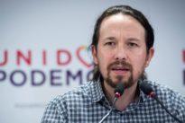 Iglesias llama a salir a las calles tras el auge de Vox en Andalucía