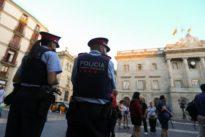 Tres heridos en un tiroteo en Barcelona