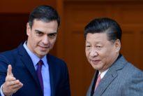 El rodillo inversor chino toca la puerta de España