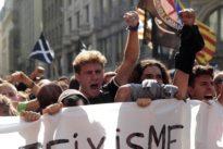 Un tribunal dice que insultar a guardias civiles no es delito de odio sino «crítica política»