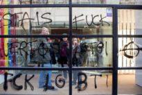 Atacan el centro LGTBI de Barcelona inaugurado hace una semana