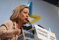 Oramas: «La ministra Batet no tiene ovarios para decir en Cataluña lo que afirma en Canarias»