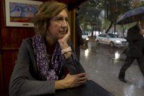 Ana Iríbar: «Por mucha foto que se haga, Otegui seguirá siendo un terrorista»
