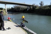 Encuentran el cadáver del piragüista desaparecido en el río Júcar