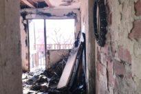 Mueren en el hospital dos de los tres heridos en el devastador incendio de Entrevías