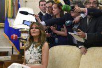 El papel de primera dama, a debate en la era #metoo