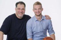 Domantas Sabonis: «Viendo jugar a mi padre, mi único deseo era dedicarme al baloncesto»
