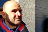 Radicales independentistas agreden a un concejal de Ciudadanos en Gerona