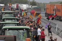 El independentismo intenta bloquear Cataluña con otra «huelga política»