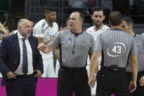 El Real Madrid ve «lamentables» las explicaciones de la ACB y los árbitros